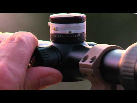 SWAROVSKI OPTIK Z5 Riflescope