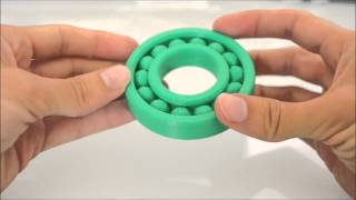 Imprimante 3D impressionnant