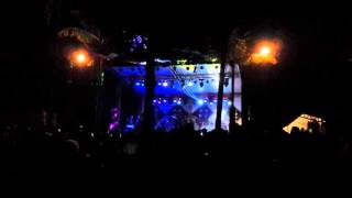 Universo Paralello #13 2015/16 Live Stage Bogotá - Criolo