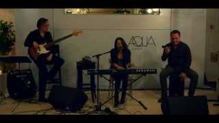 LIVE music on Thursdays at AQUA LUNA restaurant & bar (Riga)