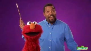 Elmo and Ice Cube. F**k the Police
