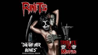 "Rinits - Tribute To Misfits ""Dig Up Her Bones - Single Special Series"" [Full Album 2016]"