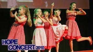 """Spoonful of Sugar"" by BroadwayKids™ | HOPE Concert 2010"