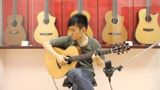 """This game - No Game No Life """"FingerStyle"""" (Steven Law)"""