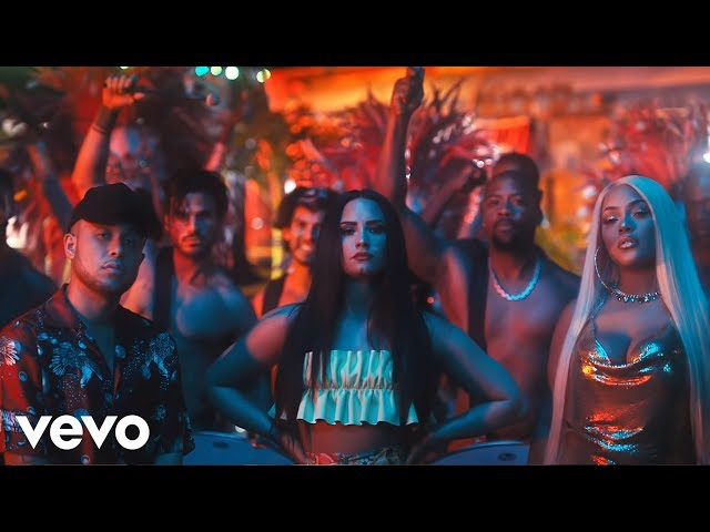 Videoclip oficial de 'Instruction', de Jax Jones, Demi Lovato y Stefflon Don.