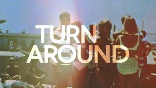 Francisco Cunha & Blitz - Turn Around feat. Bec & Sebastian (Lyric Video)