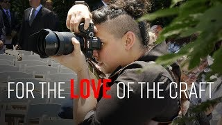 Andrea Ortado | Love of the Craft