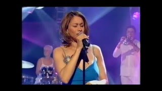 Dina Carroll - Someone Like You (National Lottery Performance)