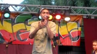 The Soul Beats The Riddim LIVE(feat Ismail)@Kungsträdgården 13/7