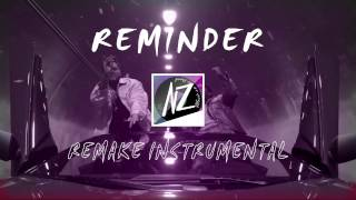 weeknd - reminder | remake 2017 flp download [Prod. NOzBeats]