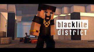 blacklite district - Over This - A Minecraft Original Music Video 🎵