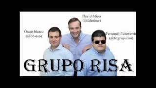 Grupo Risa: Anselmo Mancebo - Vallas Vallas (Desireless - Voyage Voyage)