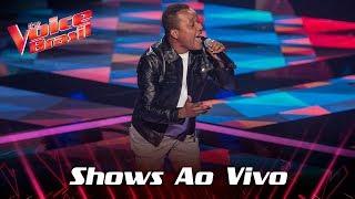 Edson Carlos canta 'Olha Ela Aí' nos Shows Ao Vivo - The Voice Brasil | 7ª Temporada