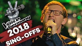 Andreas Bourani - Auf anderen Wegen (Samuel Rösch) | The Voice of Germany | Sing-Offs