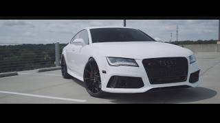 Audi RS7 - Audi World - SHAHMEN - 1985 Pt. 2 Official Video