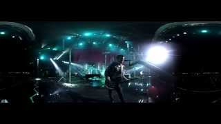 Muse - Micro Cuts Live Reading 2011 (360° Matt Cam)