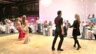 Arabic Vs Irish Dance Off