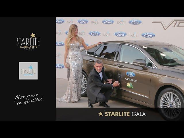 Vídeo Resumen de la Gala Starlite Festival 2015.