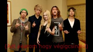 One Ok Rock ft. Avril Lavigne Listen Magyar  [Hungarian Lyrics]