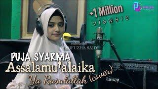 Assalamu'alaika (Cover) Puja Syarma width=