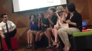 Acenda a Luz - Girls (Acapela - Coletiva PJB)