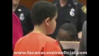 Nos EUA menino de 13 anos pode ser condenado a prisão perpétua