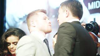 The Buzz: Canelo vs. Golovkin Press Tour (HBO Boxing)