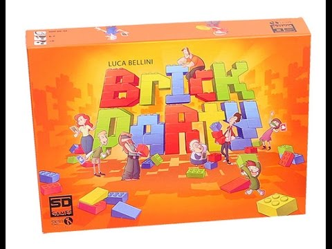Reseña Brick Party