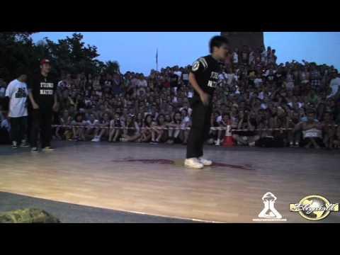 JAPAN JUST BEGUN vs RUFFNECK FANATIX | CREW BATTLE | YALTA SUMMER JAM 2011