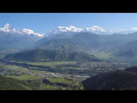 fishtail mountain, (machapuchare). nepal, oct`2012.