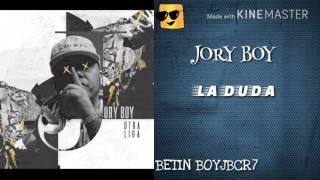 Jory boy - La duda - (letra official) 👈🏻
