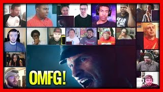 Battlefield 1 Official Gameplay Trailer Reaction's Mashup (Gamers React)