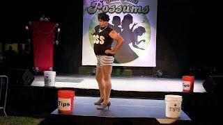 Foxxy Lareauxx · WEIGHT · East Point Possums Show 2015 · Atlanta Drag Queen & King