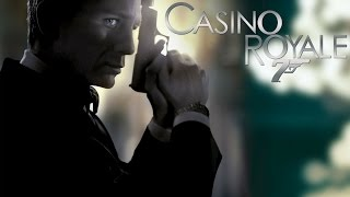 """Poets of the Fall - You Know My Name (""""Casino Royale"""" Music Video ᴴᴰ)"""