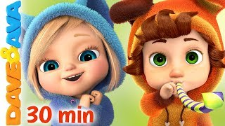 💟 Baby Songs | Nursery Rhymes & Kids Songs by Dave and Ava 💟