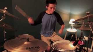 Smash Mouth - I'm A Believer - DRUM COVER
