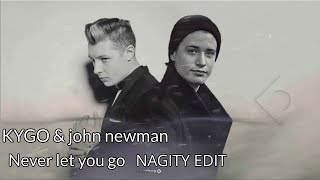 Kygo & john newman - Never let you go (NAGITY EDIT) free download