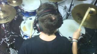 Of Mice & Men- OG Loko (drum cover) HD studio quality by Amitkanfi