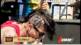 Travis Barker X Yelawolf - Push Em (Live at Rock the Bells 2012)