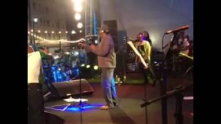 Edson Gomes - Malandrinha ao vivo em Santo Amaro-BA 24-01-2017