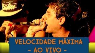Velocidade Máxima Ao Vivo - Fabio Brazza e Ítalo Beatbox