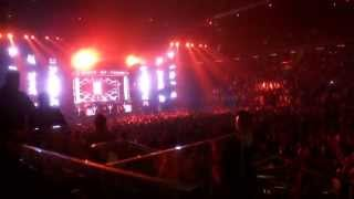 Armin Van Buuren ASOT600NYC at Madison Square Garden 3/30/13 Gunsmoke