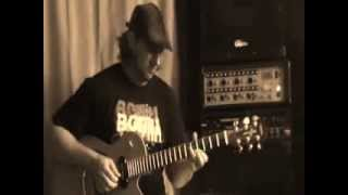 Black Orpheus  - Luiz Bonfa [ Alban Charton Guitar Cover ]