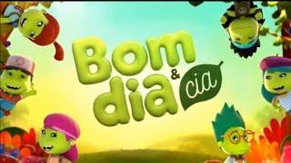 Nova Abertura do Bom Dia e Cia - 2017.