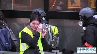 [Gilets jaunes ACTE 11] Violents débordements place de la Bastille