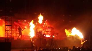 Rammstein live at Jones Beach - 6/25/17