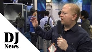 Samson RSX112A 2-Way 1600W Active Loudspeaker | Disc Jockey News | #SamsonTech