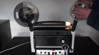 Chinon Sound 8000 Super 8 Projector