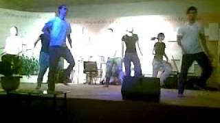 Grupo de Dança da Orla - Stomp