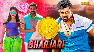 Bharjari Hindi Dubbed Full Movie   Kannada Dubbed Action Movies 2018   Dhruva Sarja   Rachita Ram width=